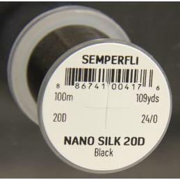 NEW NANO SILK PRO 24/0 (20 DENARI) - BLACK