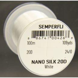 NEW NANO SILK PRO 24/0 (20 DENARI) - WHITE