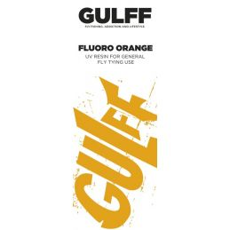 COLLA UV GULFF FLUORO ORANGE 15ml