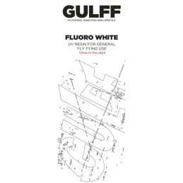 COLLA UV GULFF FLUORO WHITE 15ml