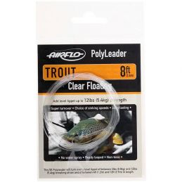 POLYLEADER 8FT TROUT (Finale 0,28mm 2.4m)