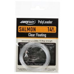 POLYLEADER 14FT SALMON (Finale 0,50mm 4.3m) AIRFLO - 1