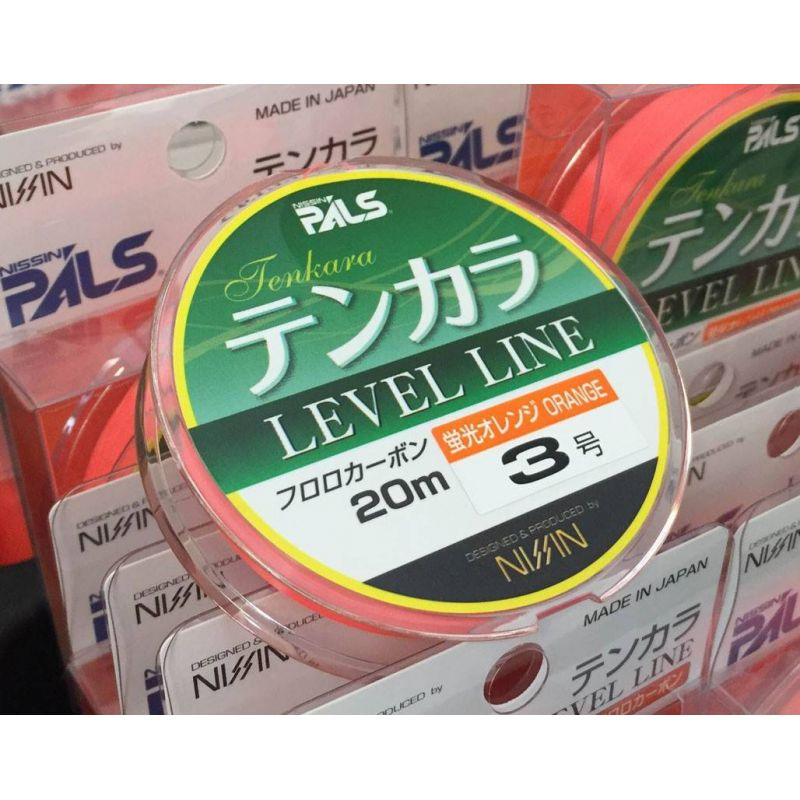 ONY RYU LEVEL LINE ORANGE NISSIN - 1