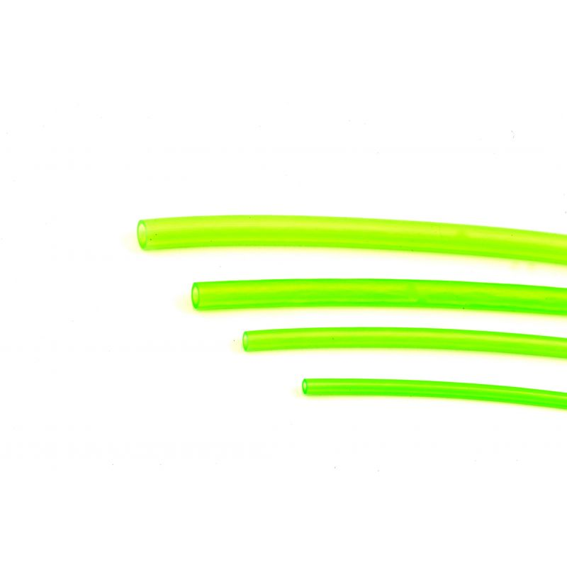 FITS TUBING SYSTEM FLUO CHARTREUSE FRODIN FLIES - 1