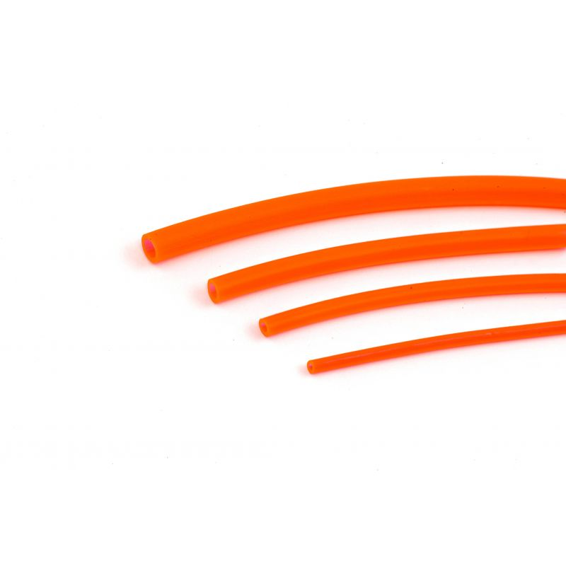 FITS TUBING SYSTEM FLUO ORANGE FRODIN FLIES - 1