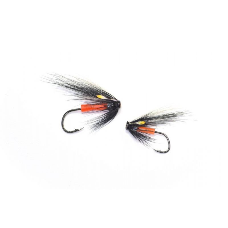 HITCH FLIES ZEBRA FRODIN FLIES - 1