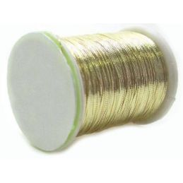 OVAL TINSEL GOLD