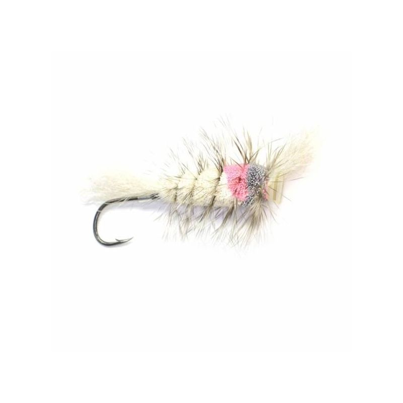 TRI TURBO WHITE FRODIN FLIES - 1