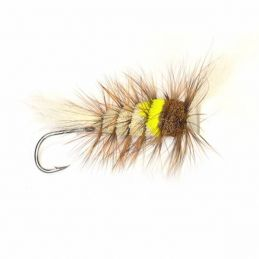 TRI TURBO BROWN FRODIN FLIES - 1