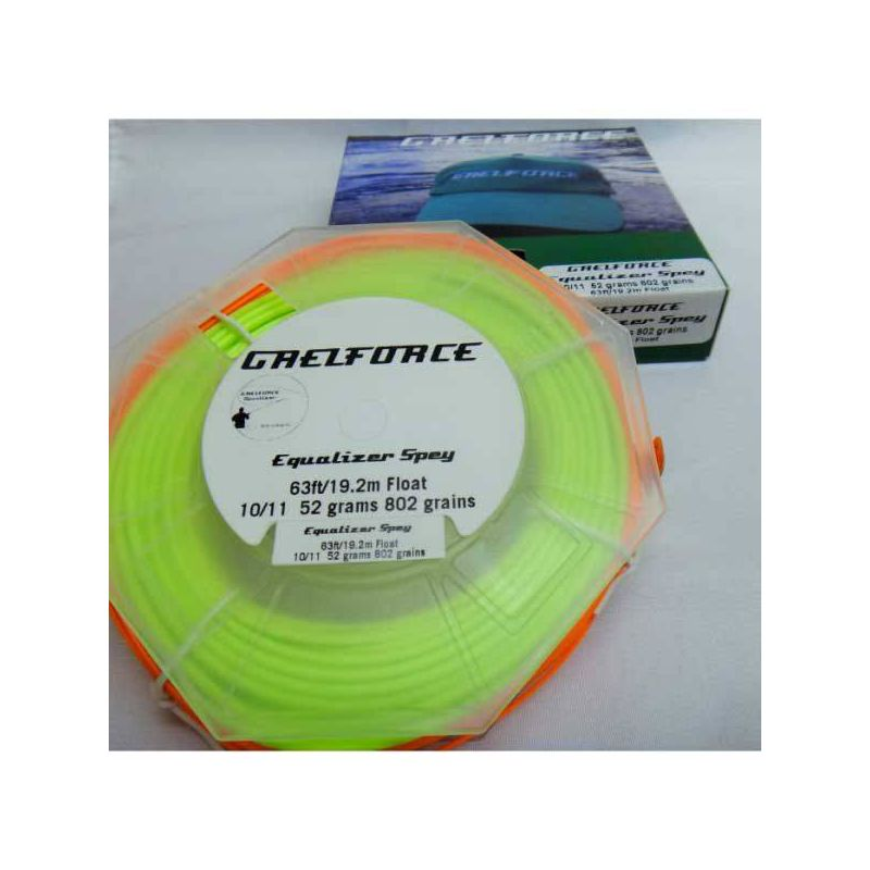 EQUALIZER SPEY LINE 63FT GAELFORCE - 1