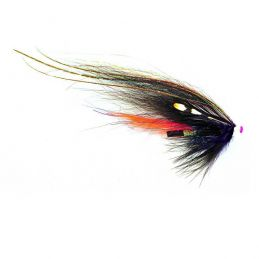 CLASSIC SERIES BLACK & SILVER FRODIN FLIES - 1