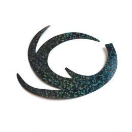 DRAGON TAIL HOLO BLACK