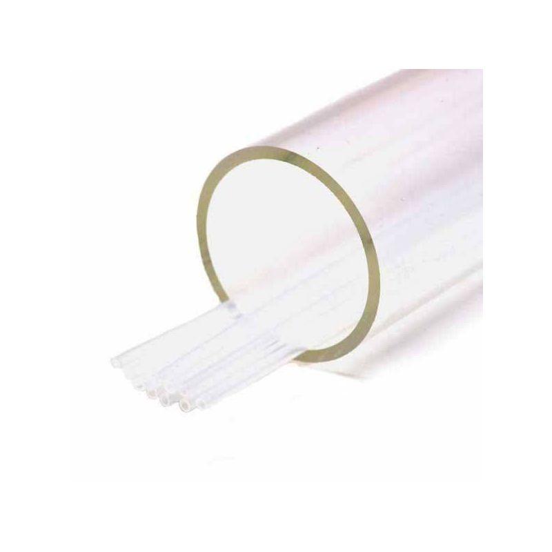 SOFT TUBE 3 mm CLEAR