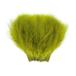 WOLLY BUGGER MARABOU LIGHT OLIVE