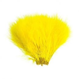WOLLY BUGGER MARABOU YELLOW