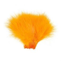 WOLLY BUGGER MARABOU FL. ORANGE