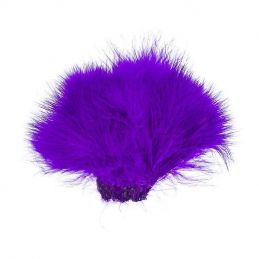 WOLLY BUGGER MARABOU PURPLE
