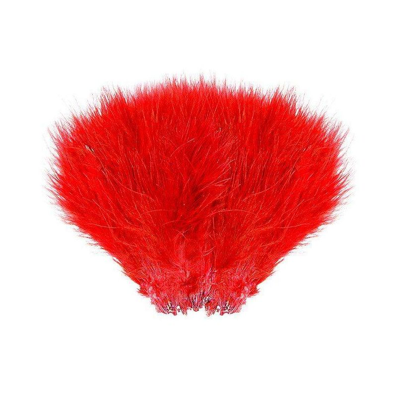 WOLLY BUGGER MARABOU RED WAPSI - 1