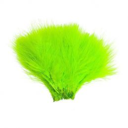 WOLLY BUGGER MARABOU CHARTREUSE