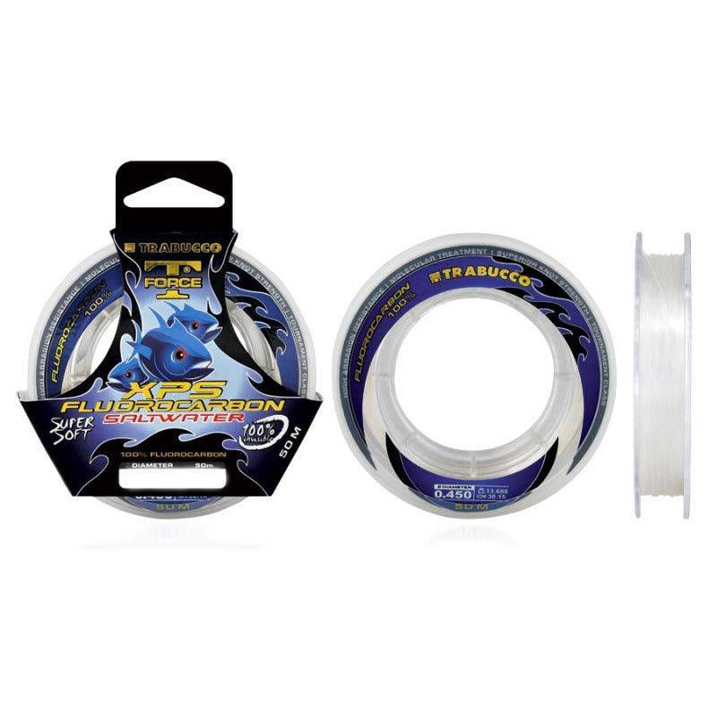 XPS FLUOROCARBON 0,30mm - 50mt. TRABUCCO - 1
