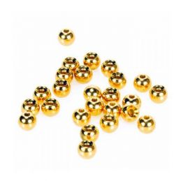 BRASS BEADS GOLD
