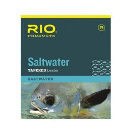 SALTWATER TAPERED LEADER RIO - 1