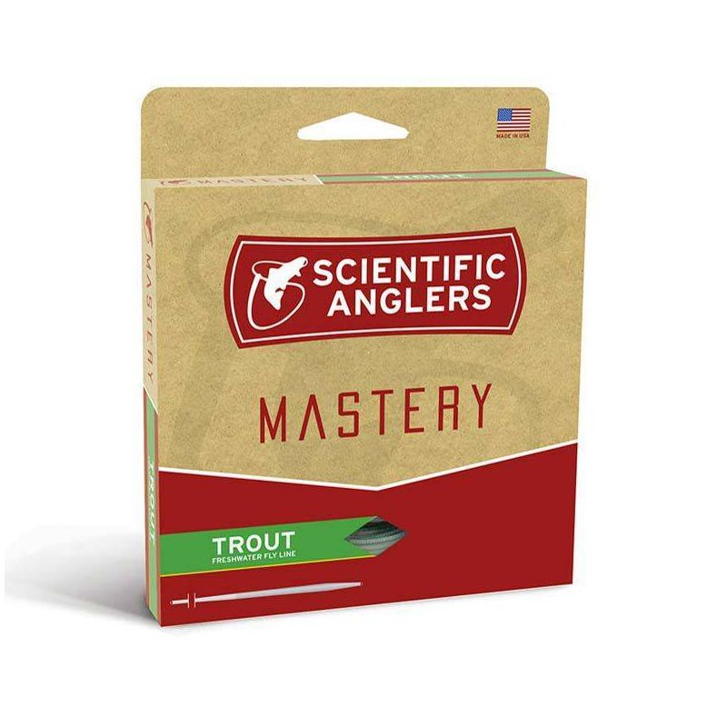 MASTERY TROUT SCIENTIFIC ANGLERS - 1