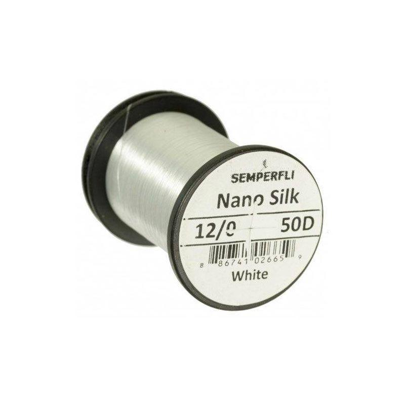 NANO SILK 12/0 (50 DENARI) - WHITE SEMPERFLI - 1