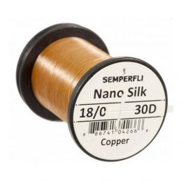 NANO SILK 18/0 (30 DENARI) - COPPER