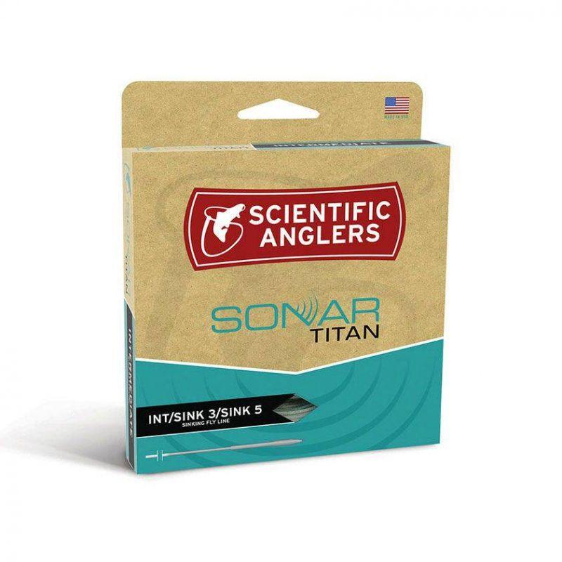 SONAR TITAN INT/SINK3/SINK5 WF SCIENTIFIC ANGLERS - 1