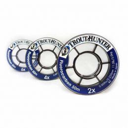 FLUOROCARBON TIPPET TROUTHUNTER - 1