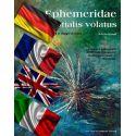 EPHEMERIDAE NUPTIALIS VOLATUS ED. FLY LINE - 1