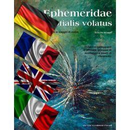 EPHEMERIDAE NUPTIALIS VOLATUS