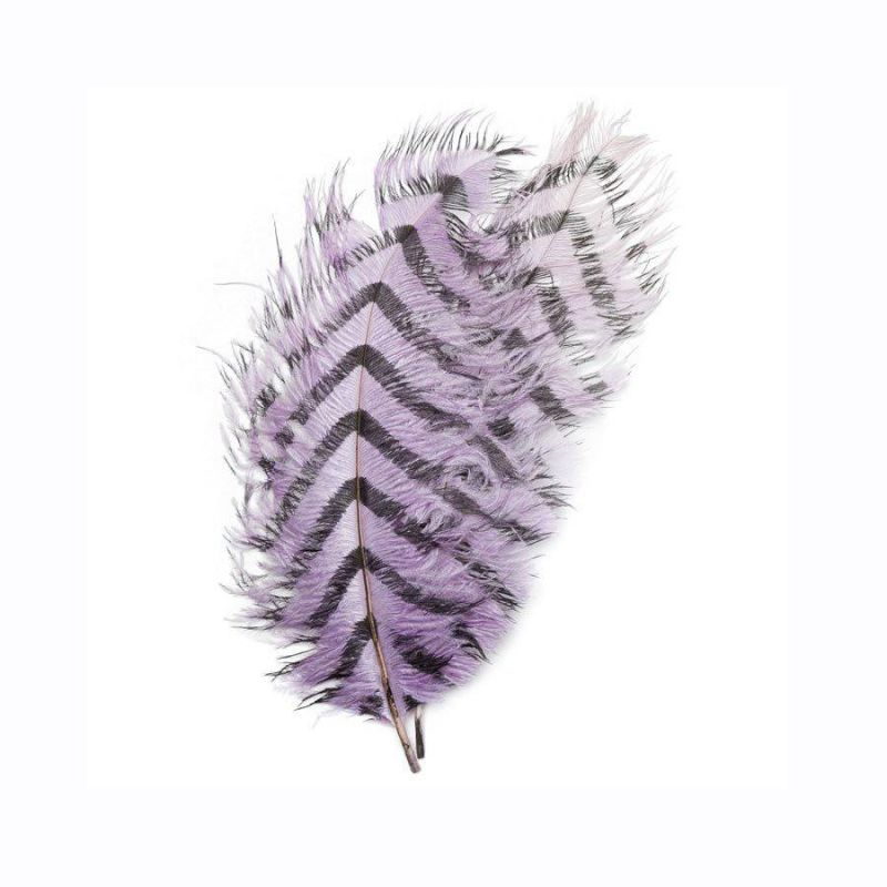 SIGNATURE INTRUDER DRABS - LAVENDER BARRED OPST - 1