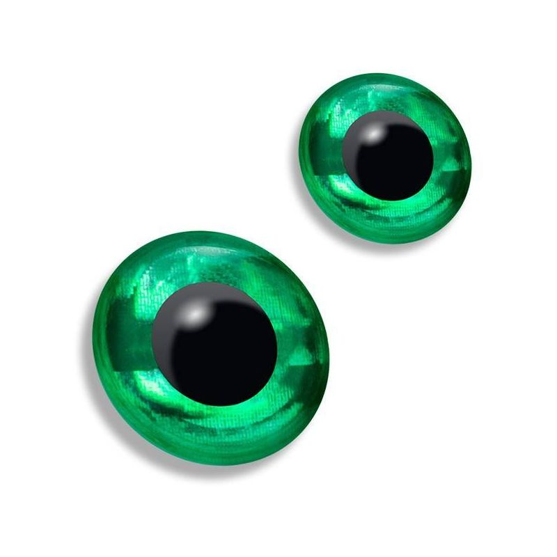 3D EYES - GREEN FSV - 1