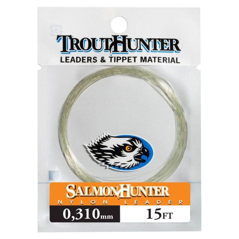 SALMON HUNTER LEADER 15ft TROUTHUNTER - 1