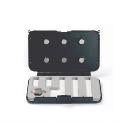MICRO SLIT FOAM CHEST PATCHED W THREADER C&F design - 1
