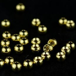 TUNGSTEN BEADS COUNTER HOLE GOLD 20PZ
