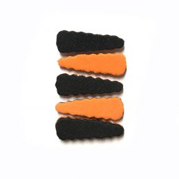 HOPPER BDY BLACK/ORANGE