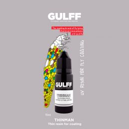 GULFF UV RESIN THINMAN 15ml