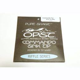 COMMANDO SINKING 12' TIPS