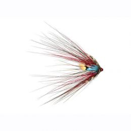 SEA TROUT SPEY - BLACK DOCTOR SPEY