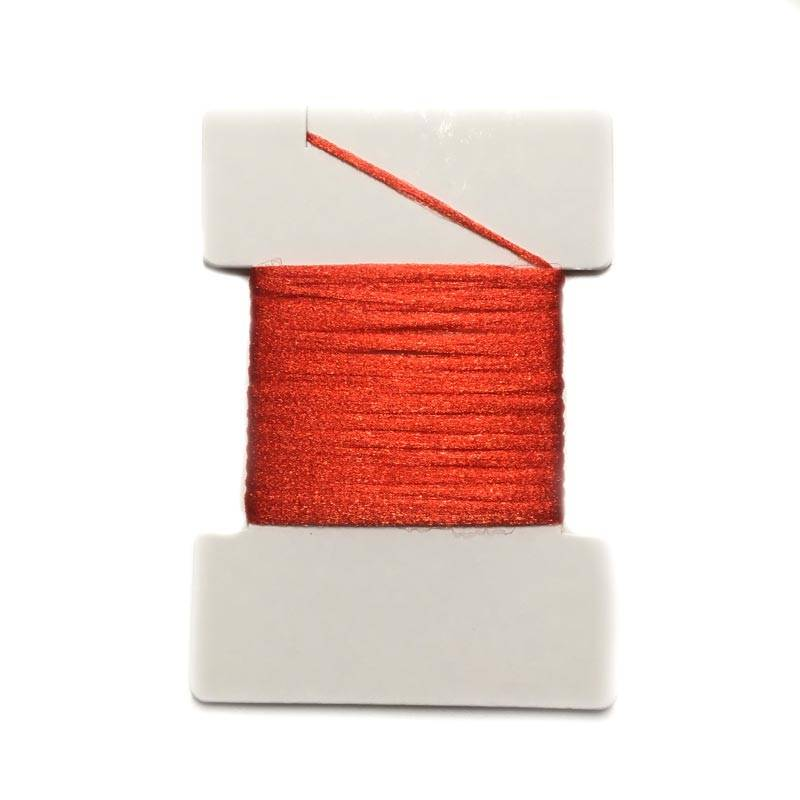 Red Antron Yarn for Fly Tying