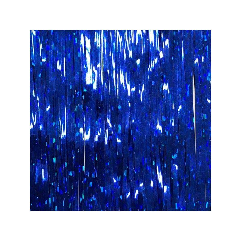 BAUER'S PIKE FLASH HOLO BLUE TEXTREME - 1