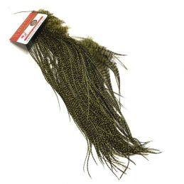 HALF SADDLE BRONZE GRIZZLY OLIVE WHITING - 1