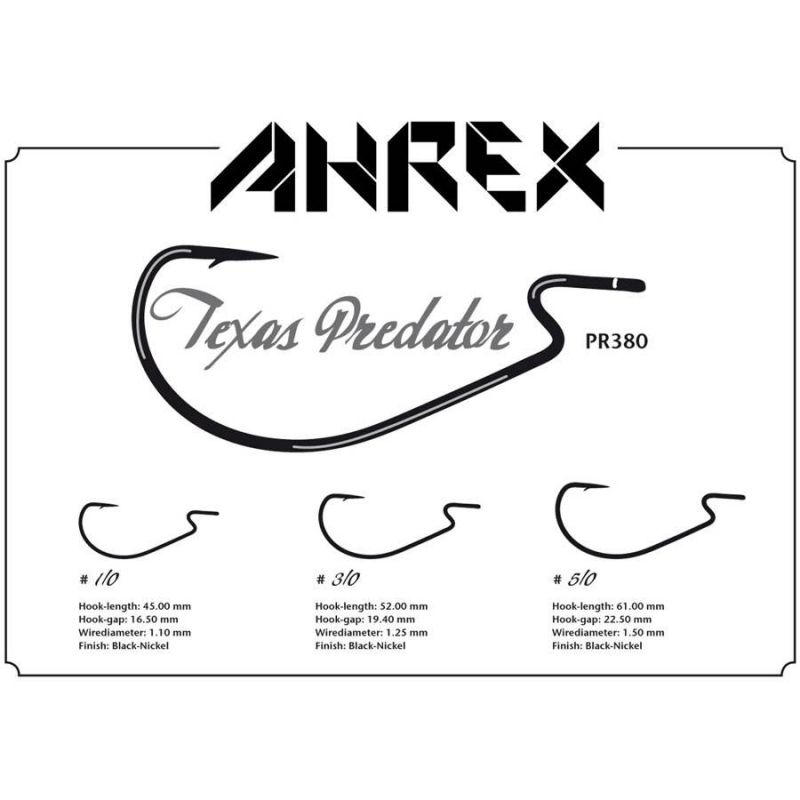 AMO PR380 TEXAS PREDATOR AHREX - 1