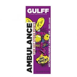 GULFF UV RESIN PURPLE 15ml GULFF - 1