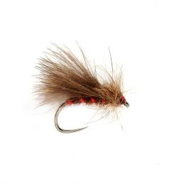 9940 - ROZA'S RED RIB CADDIS FULLING MILL - 1
